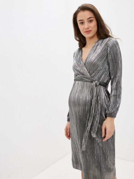 Серебряное платье Budumamoy