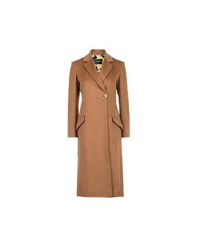 Пальто - коричневое Versace