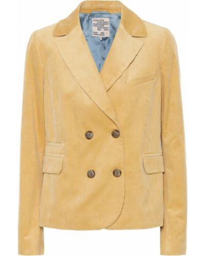 Желтая куртка Baum Und Pferdgarten