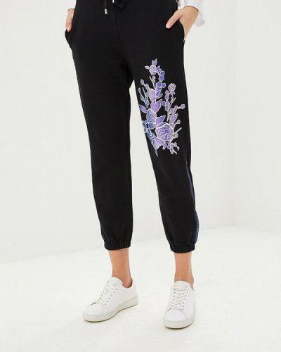 Черные спортивные брюки Pinko