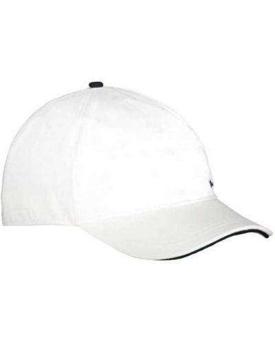 Biały kapelusz Paul & Shark