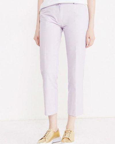 Классические брюки фиолетовые Soeasy