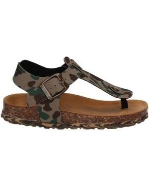 Zielone sandały Bionatura