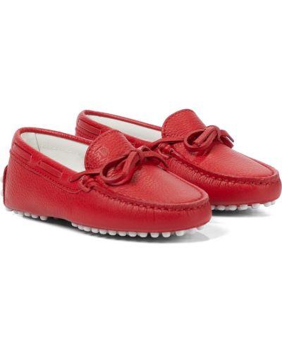 Loafers skorzane Tod's Junior