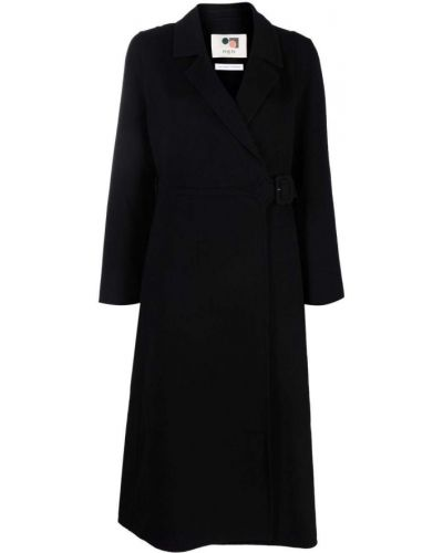 Шерстяное пальто - черное Ports 1961