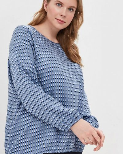 Голубая блузка Samoon By Gerry Weber