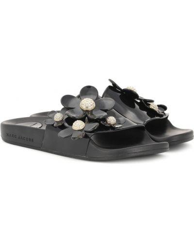 Спортивные сандалии черные песочный Marc Jacobs