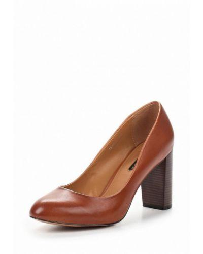 Кожаные туфли на каблуке Winzor