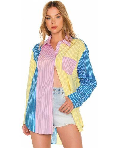 Tunika elegancka - żółta Solid & Striped