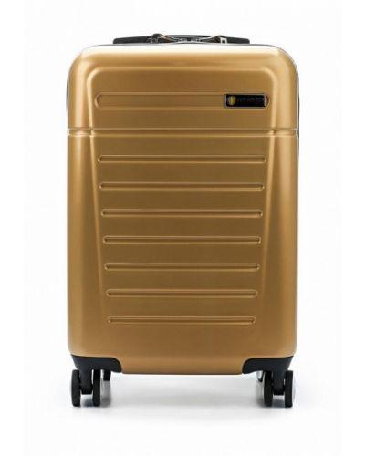 Дорожная сумка золотого цвета Sunvoyage