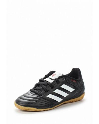 Бутсы черный Adidas