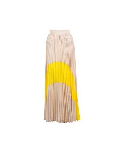 Плиссированная юбка макси Patrizia Pepe
