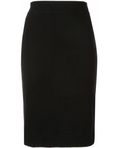 Облегающая юбка - черная Zambesi