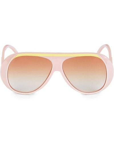 Акриловые солнцезащитные очки Longchamp