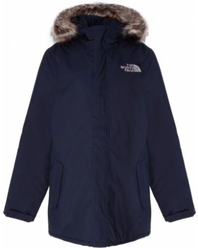 Парка с капюшоном с подкладкой теплая The North Face
