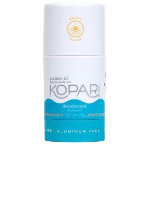 Plaża skórzany dezodorant bezpłatne cięcie przycięte Kopari