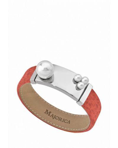 Серебряный браслет Majorica