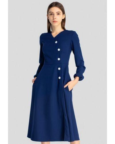 Платье - синее Grass