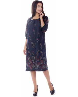 Платье со складками платье-сарафан Wisell