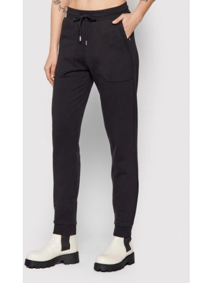 Spodnie dresowe - czarne Selected Femme