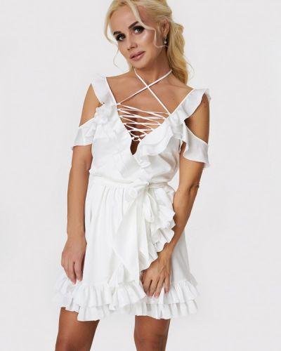Вечернее платье - белое Luxlook