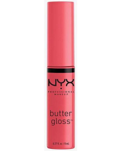 Розовый блеск для губ Nyx