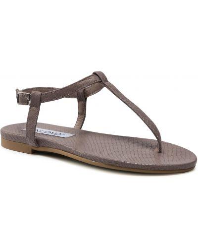 Szare sandały casual Inuovo