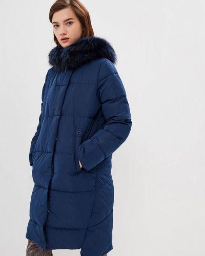 Зимняя куртка осенняя синий Tom Farr