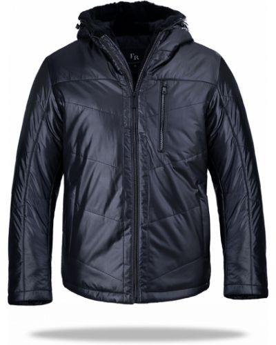 Куртка из верблюжьей шерсти - черная Freever