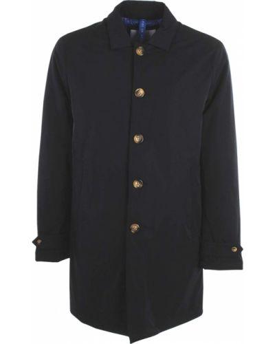 Niebieski płaszcz Atpco