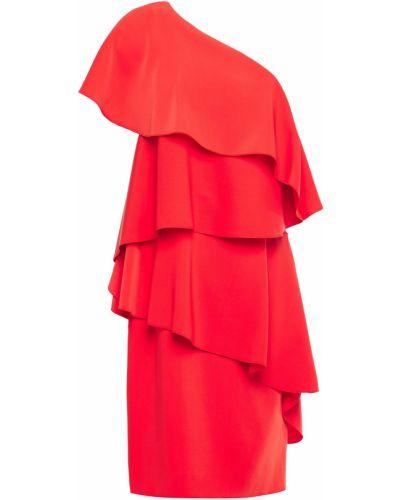 Трикотажное платье мини Lanvin