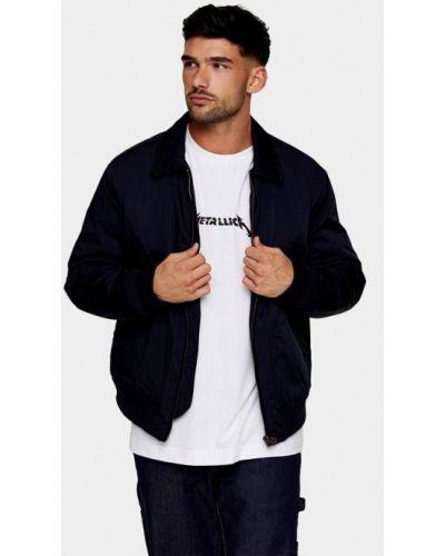Куртка - синяя Topman