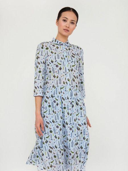 Свободное расклешенное платье Finn Flare