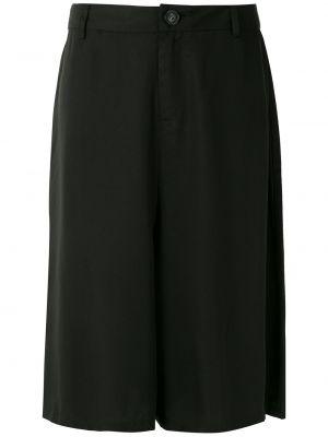 Черные шорты с карманами Uma Raquel Davidowicz