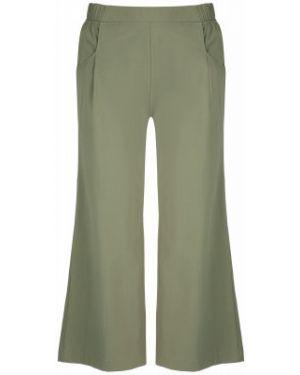 Облегченные зеленые нейлоновые брюки свободного кроя Mountain Hardwear