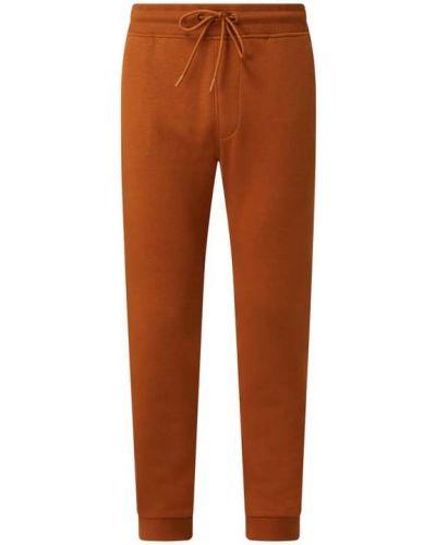 Brązowe spodnie bawełniane Mcneal