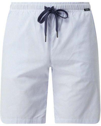 Spodnie od piżamy - niebieskie Skiny