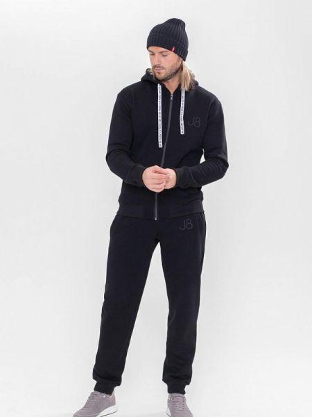 Костюмный черный костюм Jam8