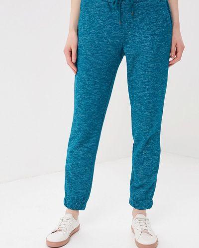 Бирюзовые спортивные брюки Sela