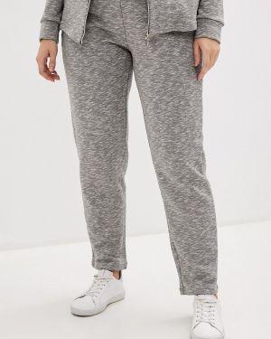 Спортивные брюки серые Mana