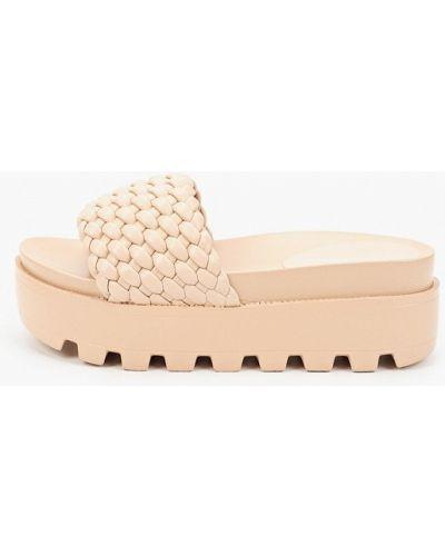 Бежевые сабо Sweet Shoes