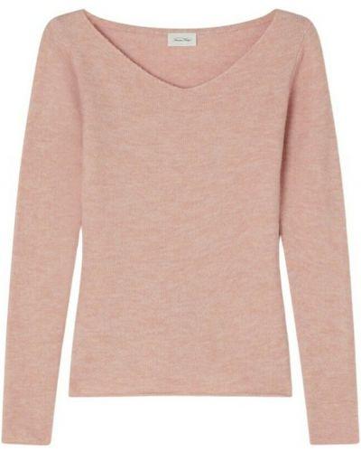 Sweter vintage - różowy American Vintage