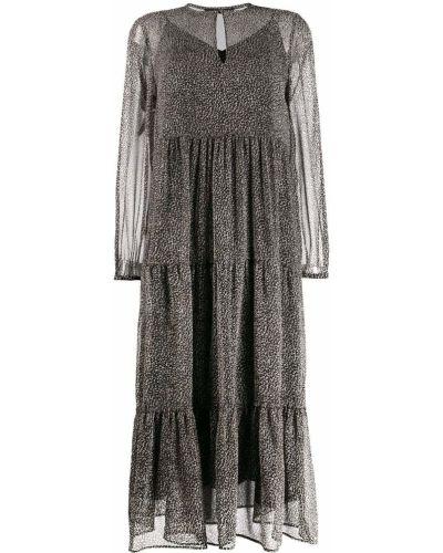 Платье миди средней длины Luisa Cerano