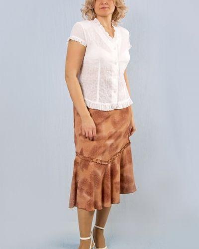 Шелковая юбка Virgi Style