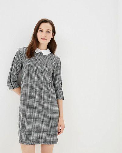 Платье с длинными рукавами осеннее Only