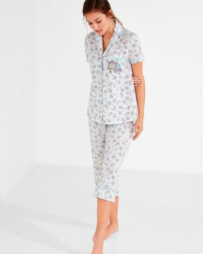 Пижама серая пижамный Women'secret