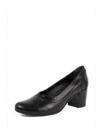Кожаные туфли - черные Mistral