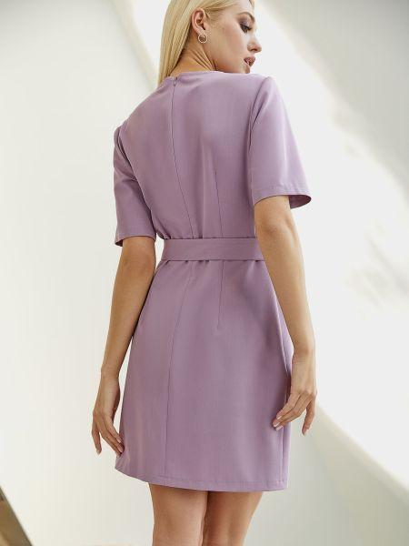 Фиолетовое платье Vovk