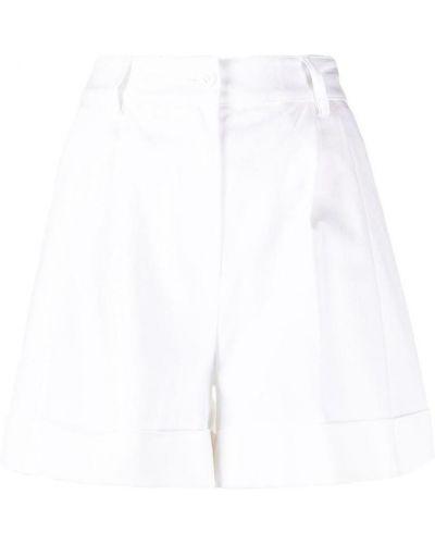 Bermudy - białe Parosh