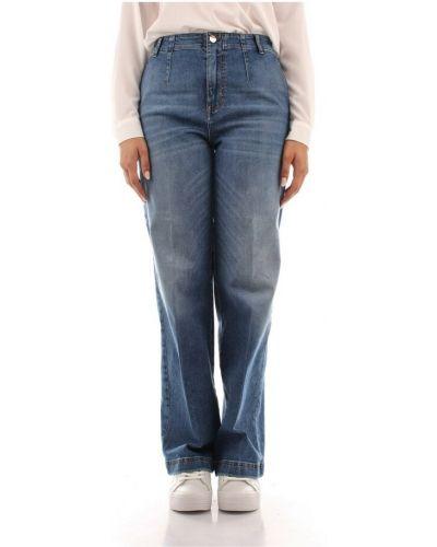 Niebieskie mom jeans Iblues